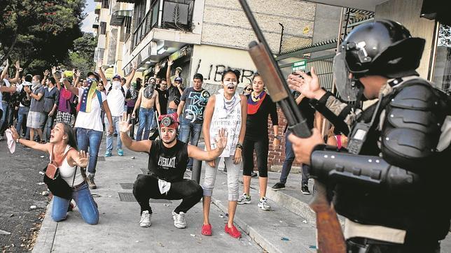 «La tumba», siete celdas de tortura en el corazón de Caracas