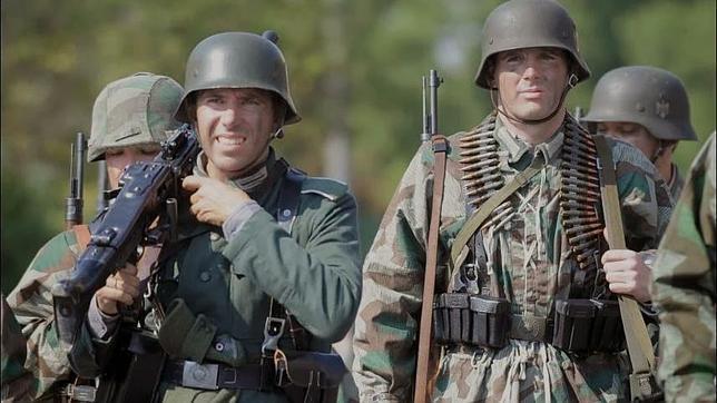 Así iban equipados los soldados nazis que invadieron Europa