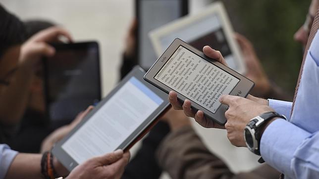 El 23% de los libros que se publican en España ya son e-books