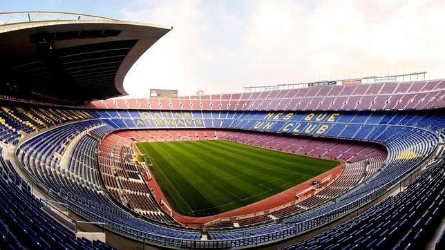 El Camp Nou, sede de la final