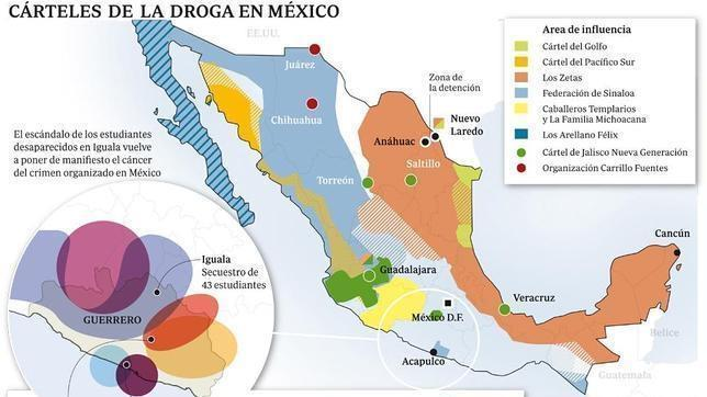 El cártel de Jalisco, la amenaza más peligrosa del narcotráfico en México