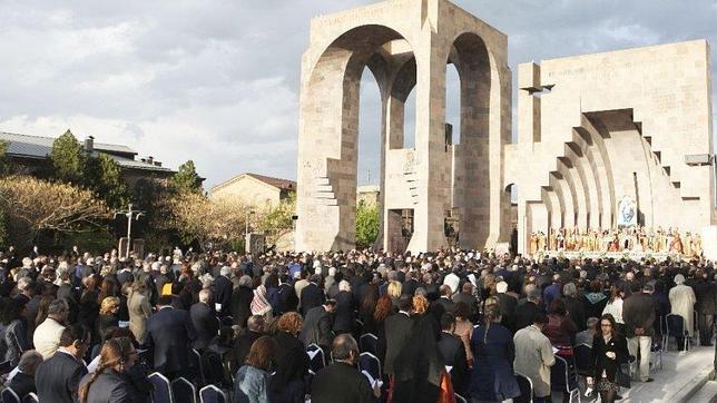 Turquía protesta contra Brasil por el reconocimiento del genocidio armenio