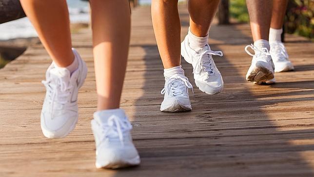 Veinte hábitos para ponerte en forma en solo cuatro semanas