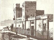 Casa-palacio donde falleció Hernán Cortés, en Castilleja de la Cuesta