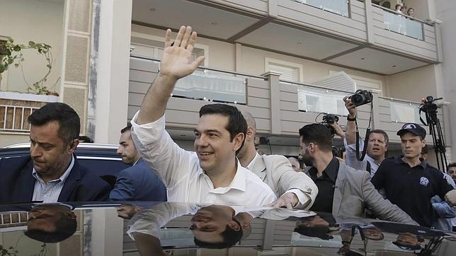 El «no» se impone en el referéndum griego, según las encuestas