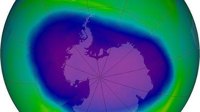 Ozono: esa capa de gras frágil que hay entre tú y los rayos ultravioleta