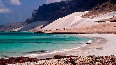 La inquietante «isla alienígena» perdida en mitad del océano Índico