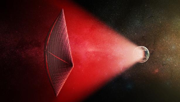 Así harían funcionar los aliens sus naves interestelares