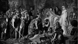 La muerte de Alejandro Magno, por Karl von Piloty.
