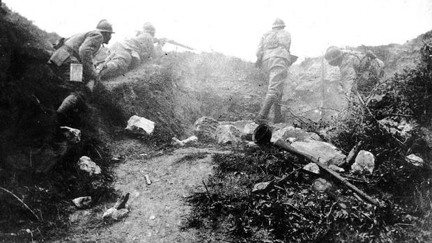 Durante 300 días, los 1.200 cañones pesados y superpesados alemanes dispararon constantemente sobre sus enemigos