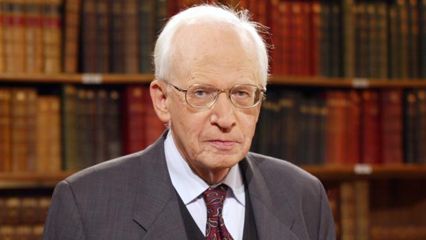 El historiador Ernst Nolte