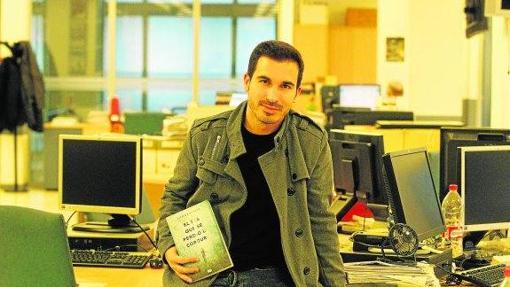 Javier Castillo, autor de «El día que se perdió la cordura»