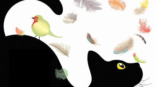 Ilustración de «Pluma»