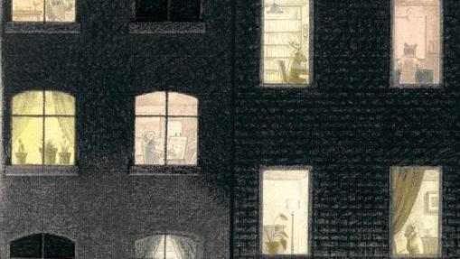 Ilustración de «Regreso a casa»
