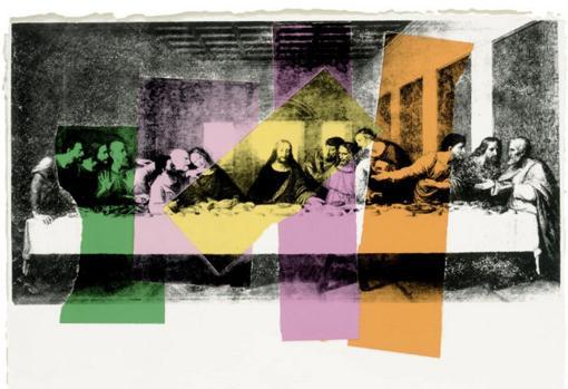 «La Última Cena», Andy Warhol