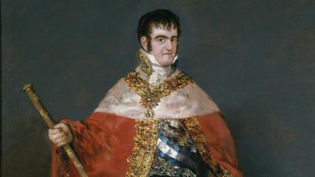 Resultado de imagen para Fotos de rey Fernando VII