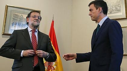 Rajoy no descarta presentarse a la investidura tras la reunión