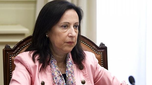 Margarita Robles, en una imagen de archivo