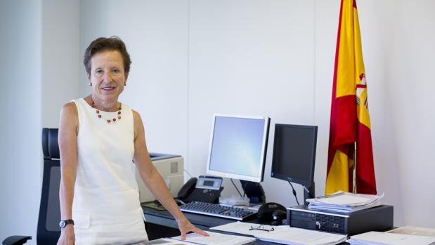 La fiscal de Violencia sobre la Mujer, Pilar Martín Nájera