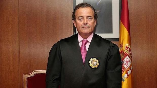 El juez Fernando Presencia