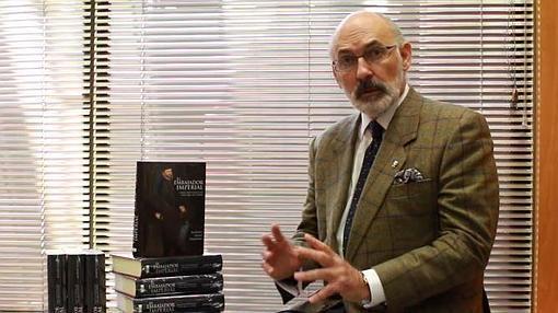 Alfredo Alvar, Profesor de Investigación del Instituto de Historia del CSIC