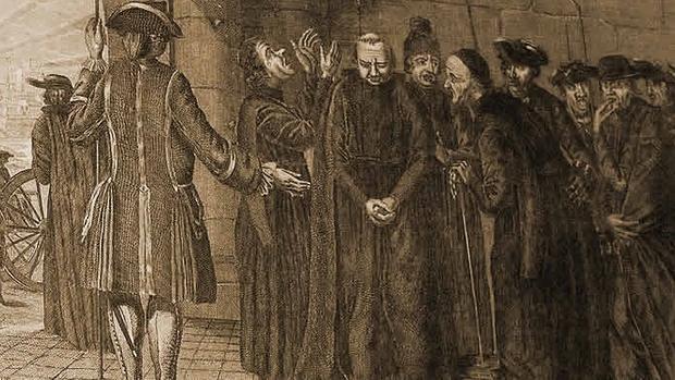En 1767 fueron expulsados del Imperio español y, posteriormente, disueltos