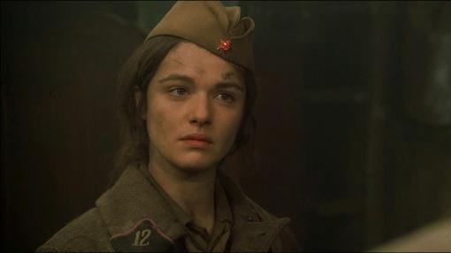 """Tania (según la película """"Enemigo a las puertas"""")"""