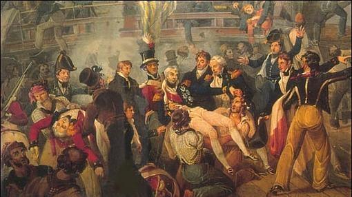 Muerte de Nelson