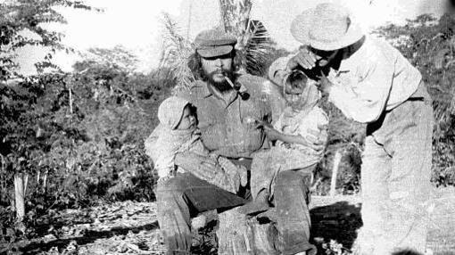El Che, en Bolivia