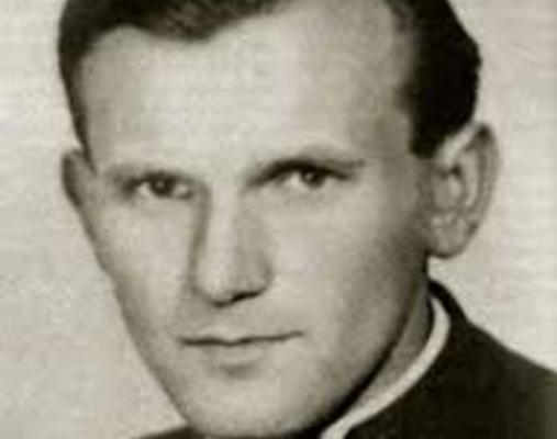 Karol Wojtyla, en 1948