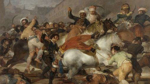 El dos de mayo de 1808 o La carga de los mamelucos