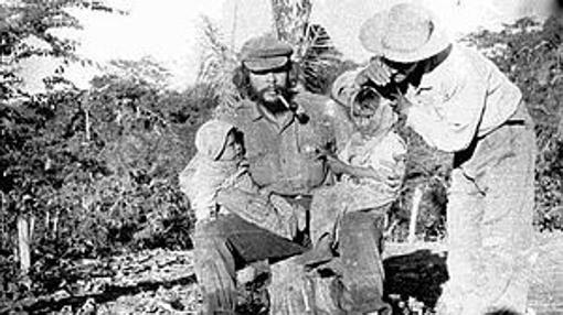 El «Che», en Bolivia