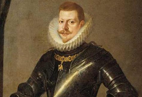 Felipe III fue uno de los grandes valedores de Oquendo