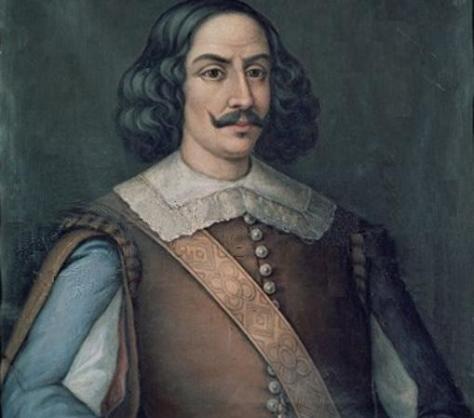 Miguel de Oquendo, padre de Antonio, fallecido en 1588 en el desastre de la Grande y Felicísima Armada