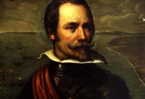Antonio de Oquendo, retrato de un gran héroe