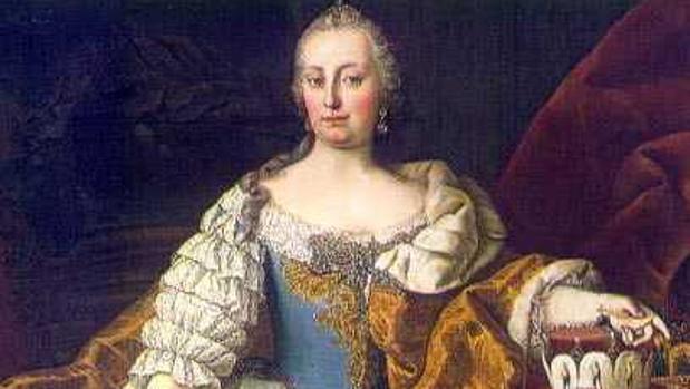 Resultado de imagen para Fotos de emperatriz María Teresa de Austria