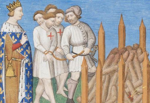 The Templars. de Barbara Frale
