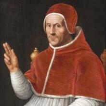 Retrato del Papa Adriano VI
