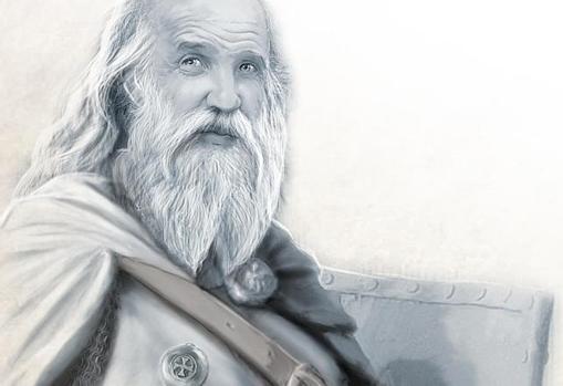 Molay, Gran Maestre de los templarios
