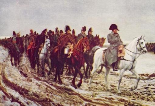 Napoleón inicia su invasión a Rusia