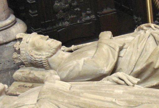 Sepulcro de Carlos Martel