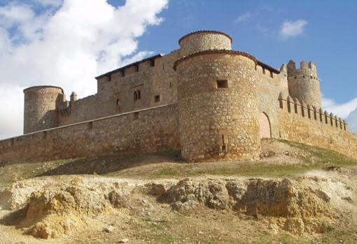 Castillo de Almenar (Soria)