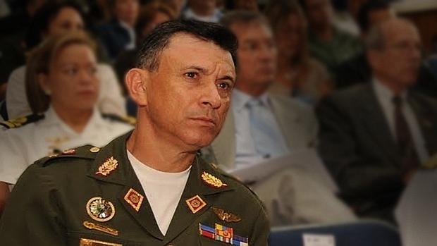 El general Alexis López Ramírez