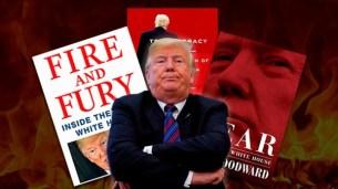Las publicaciones han agitado los cimientos de la Casa Blanca