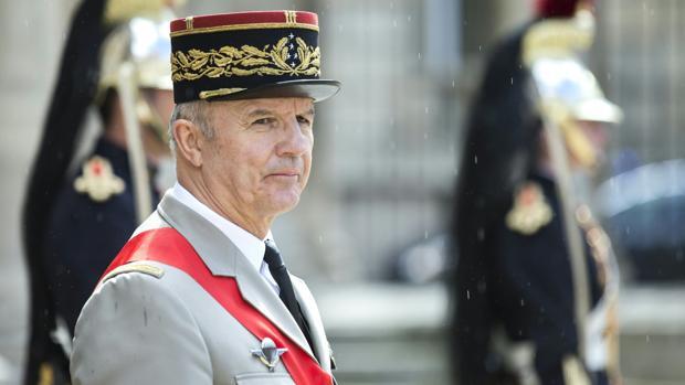 El general Jean-Louis Georgelin