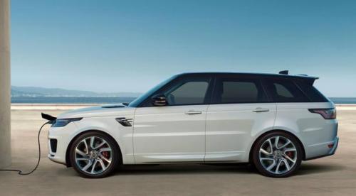 Cero emisiones para el primer Range Rover híbrido enchufable