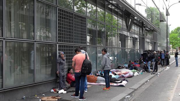 Resultado de imagen de visado humanitario