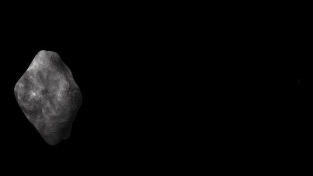 El satélite Rosetta se encontrará con su cometa tras un viaje de diez años
