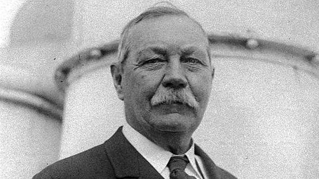 La Biblioteca Británica publicará una obra inédita de Conan Doyle