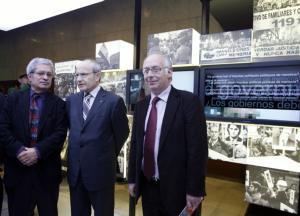 La Generalitat destina seis millones a homenajes a la memoria histórica